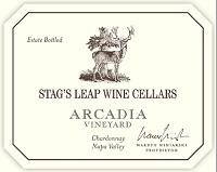 Stags Leap Wine Cellars Chardonnay Arcadia Vineyard